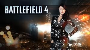 Battlefield 4 Girl - Chinese Commander ...