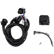 amazon com genuine dodge ram accessories 82212195ab trailer tow this item genuine dodge ram accessories 82212195ab trailer tow wiring harness for 5th wheels and gooseneck trailer systems