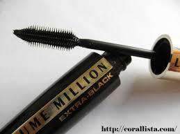 l oreal paris volume million lashes extra black mascara review photos
