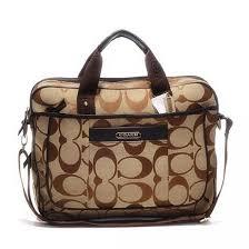 ... Coach In Monogram Large Khaki Business bags DHH,coach bags,Discount  Sale ...