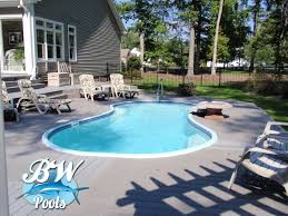 Charming Inground Pools For Small Backyards Pictures Inspiration