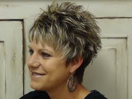 Spiky Hair Style short spiky hairstyles for women over 50 hairstyle fo women & man 2923 by stevesalt.us