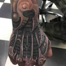 Tetování Biomechanika Tetování Tattoo