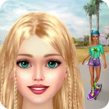 skater makeover spa makeup and dress up salon game amazon co uk app for android
