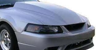 99 04 Mustang 4 Inch Cowl Hood Fiberglass Mustang Mustang Parts Fiberglass