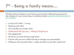 expository essay family prompt ppt 3 7th