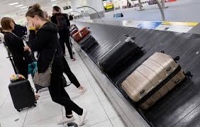 Dont Lose It Over Lost Luggage The Washington Post