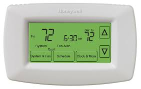 honeywell rth7600d touchscreen 7 day programmable thermostat enjoy the dom of this thermostat s
