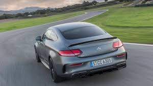 2017 Mercedes AMG C63S Coupe review with horsepower, price and ...
