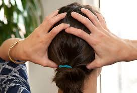Visual Guide To Helping Headache Pain