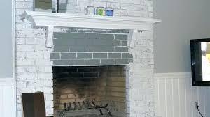 grey brick fireplace gray brick fireplace design paint ideas grey