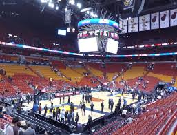 Aaa Seating Chart View American Airlines Arena Section 122 Seat Views Seatgeek
