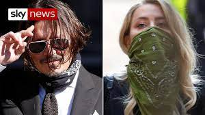 Johnny Depp libel case: Star found discovery of faeces in bed 'hilarious' -  YouTube