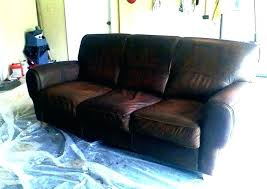 leather furniture paint how to a couch awesome sofa and spray kit canada black leather furniture paint