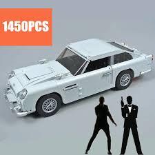 <b>NEW Technic</b> James Bond fit <b>technic Racing car</b> Model kits set ...
