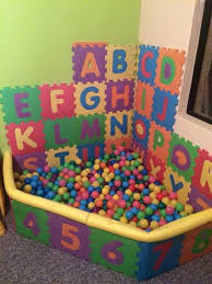 ball pits for toddlers. daycare idea - wash balls in mesh laundry bag washer dish or clothes. ball pits for toddlers u