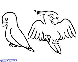 cute love bird drawing. Contemporary Bird Cute Drawings Of Birds Bird Drawing Simple For Kids  A And Love