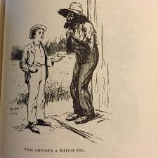 tom sawyer theracetoread that all american boy tom sawyer finds it amusing to play on the fears of