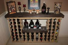 pallet wall wine rack. Wine Wall Rack Luxury Awesome Made From Recycled Pallet Things
