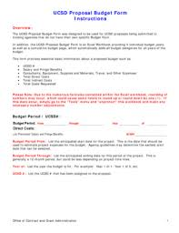 simple budget proposal template simple budget proposal template forms fillable printable samples