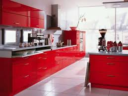 Red Floor Tiles Kitchen Best Red And White Kitchen Ideas 6434 Baytownkitchen