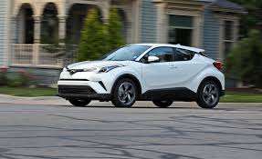 Tested: 2018 Toyota C-HR Is Extremely Designed