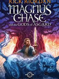 cover of book the sword of summer