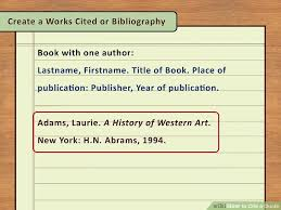 Quoting A Book Mla Fascinating 48 Easy Ways To Cite A Quote With Pictures WikiHow