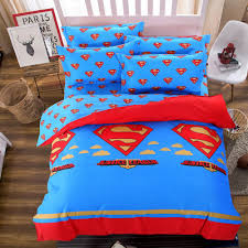 Online Buy Wholesale Superman Bedroom Set From China Superman .