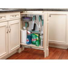 Pull Up Kitchen Cabinets Rev A Shelf 30 In H X 6 In W X 23 In D Pull Out Between Cabinet