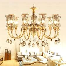 chandelier with shades and crystals shade chandeliers with crystals light glass shade brass and crystal chandelier chandelier with shades and crystals