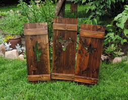 Rustic Shutters Etsy - Exterior shutters uk