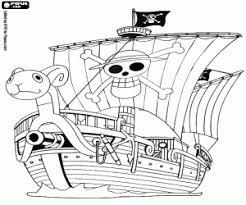 Disegni Di One Piece Da Colorare E Stampare