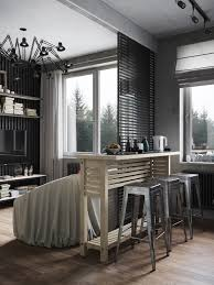 Home Designs: Plain Breakfast Bar - Hipster Design