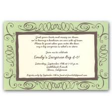 40th birthday invitation wording is amazing ideas which can be applied into your birthday invitation 14