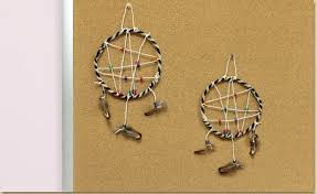 Design Your Own Dream Catcher Dream Catcher Craft Project Ideas 71