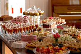 round table buffet excalibur choice image table decoration ideas setting up an easy party with your