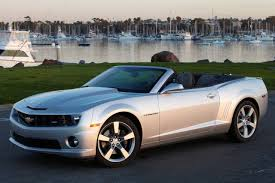 Used 2013 Chevrolet Camaro Convertible Pricing - For Sale | Edmunds