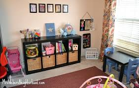 Ikea Kids Toy Storage Furniture Make A Pretty Kids Room With Smart
