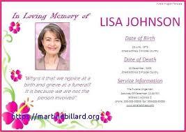 Memorial Announcement Cards Memorial Announcement Cards Noorwoodco 140402657664 Funeral