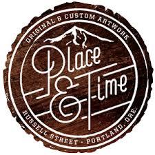 Place Time Original Custom Artwork