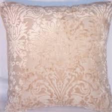 chenille throw pillows. Delighful Pillows Light Beige Sculpted Damask Chenille Throw Pillow 16 To Pillows L
