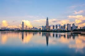 深圳湾风景素材图片