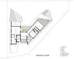 winged house by k2ld architects bernd schmitt Pavilion House Floor Plans winged house by k2ld architects pavilion style house floor plans