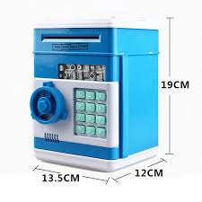 Secret Vending Machine Code Best Design Creative Code Children Safety Electronic Piggy Bank Digital