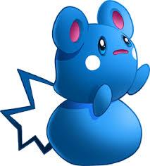 Pokemon 2298 Shiny Azurill Pokedex Evolution Moves