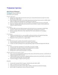 Account Executive Resume Full size