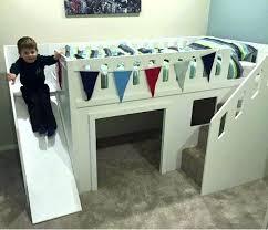 loft bed with slide bunk bed with slides the best kids beds ever designed beds rooms loft bed with slide