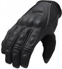 Teknic Dominator Leather Gloves 204 181071