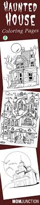 Small Picture Top 25 Free Printable Haunted House Coloring Pages Online Child